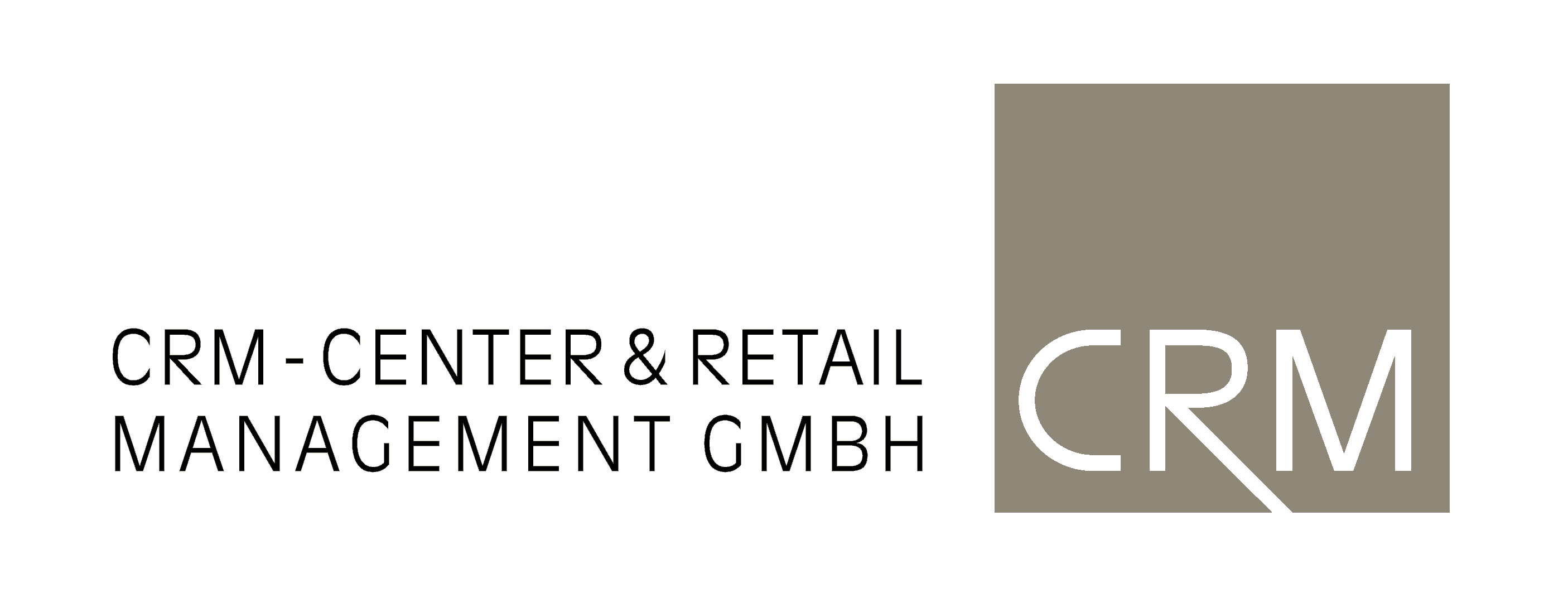 Logo CRM Center and Retail Management